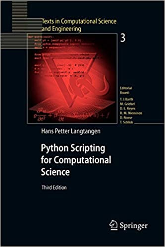 Python Scripting for Computational Science: 3 by Hans Petter Langtangen